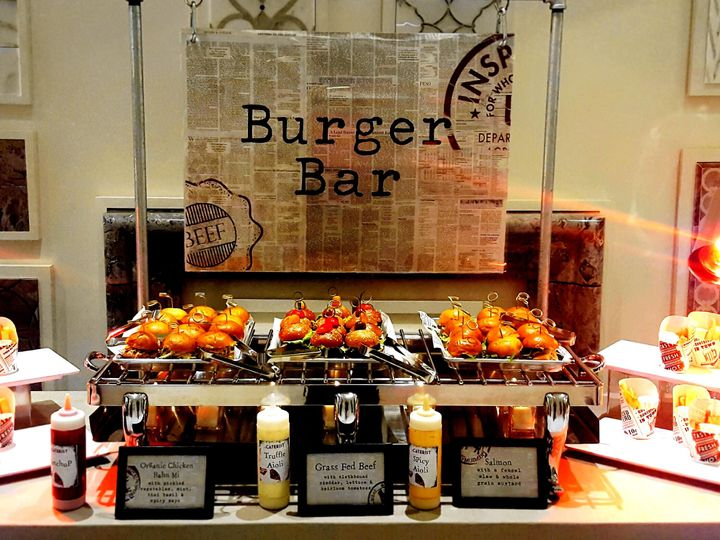 Tmx Burger Bar 01 51 523378 Evanston wedding catering