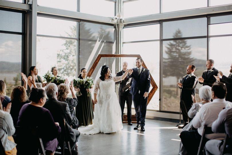 Wedding in Venue
