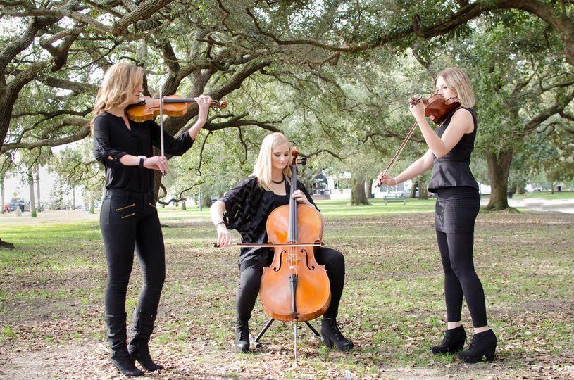Bespoke Strings Trio