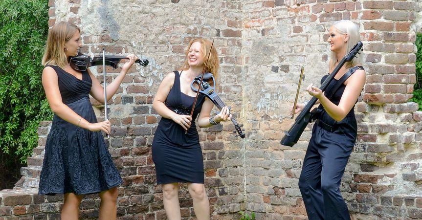 Bespoke Strings Electric Trio