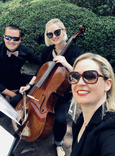 String Trio at Ships of The Sea