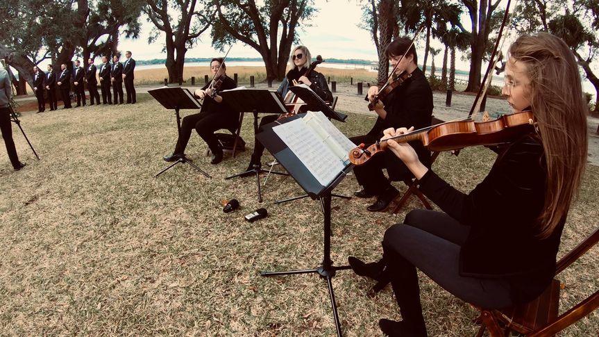 String Quartet @ Lowndes Grove