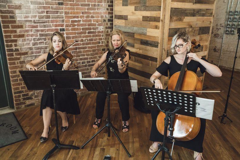 Bespoke Trio, The Cedar Room