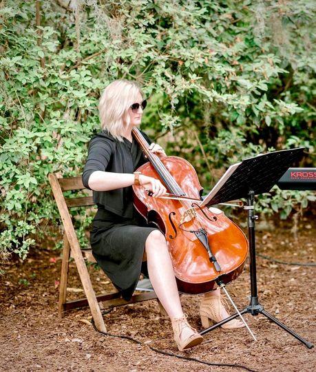 Bespoke Cellist @ Caledonia