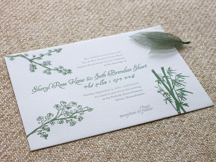 Tmx 1490894941226 Threefriends Detail2 Jamaica Plain wedding invitation