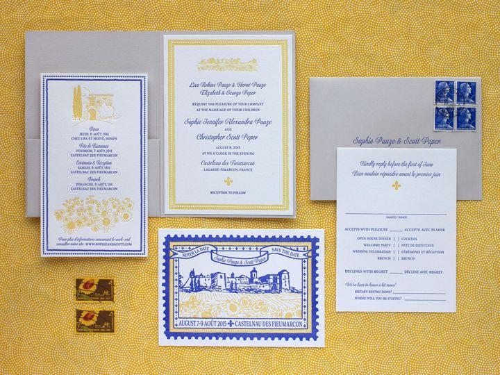 Tmx 1490894958395 France Spread Jamaica Plain wedding invitation