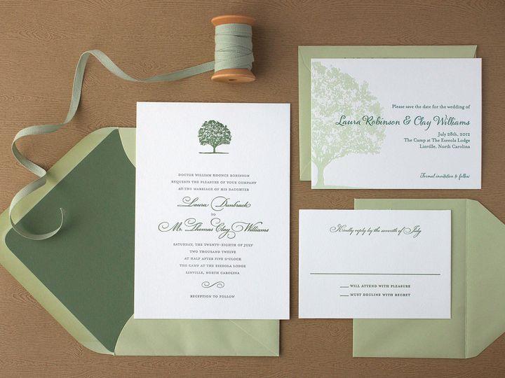 Tmx 1490895121332 Treesilhouette Spread1 Jamaica Plain wedding invitation