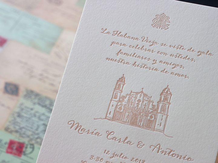 Tmx 1490895201938 Puertorico Detail Jamaica Plain wedding invitation