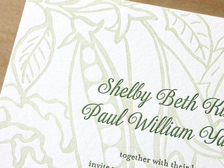 Tmx 1490896617052 Harvest Detail Jamaica Plain wedding invitation