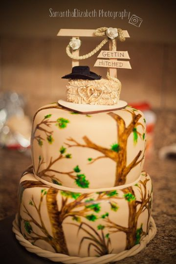 Sweetie\'s Custom Cakes - Wedding Cake - Naples, FL - WeddingWire