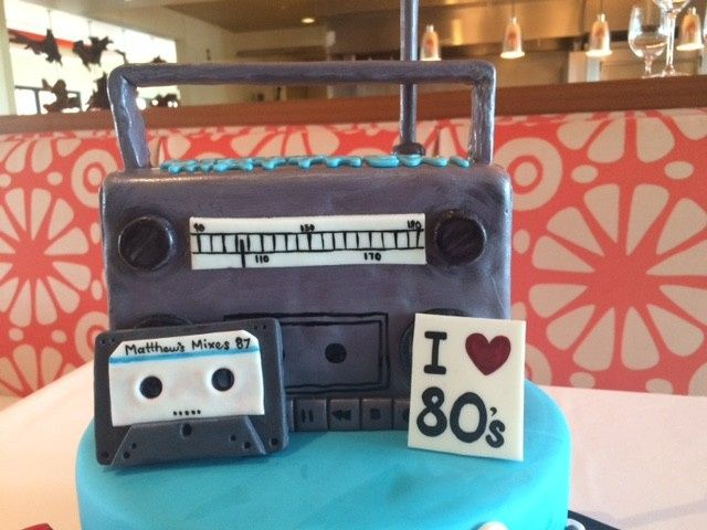 MTV / I love the 80's