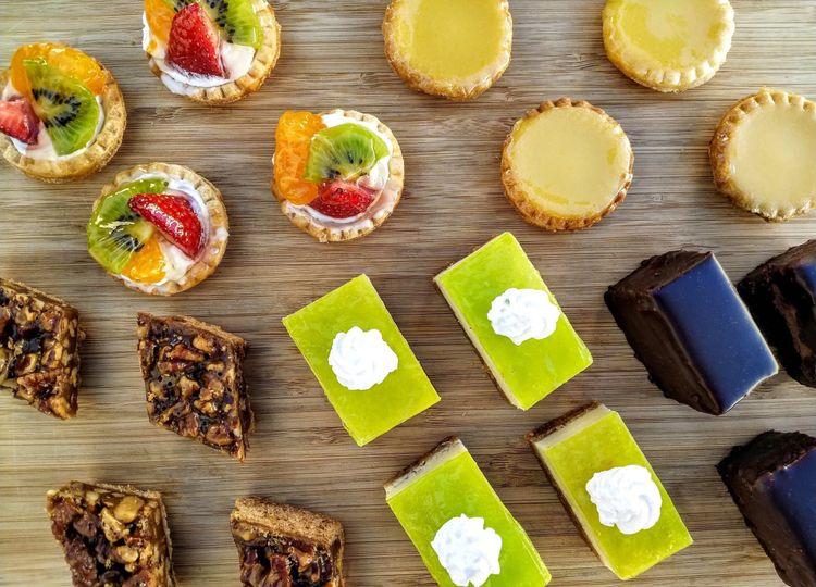 Bite Sized Desserts!