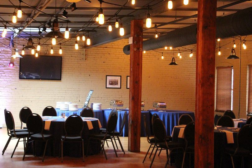 The Old Mattress Factory Omaha Venue Omaha Ne Weddingwire