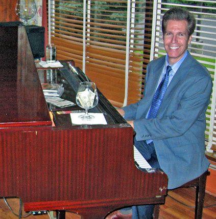 NJ Pianist Arnie Abrams