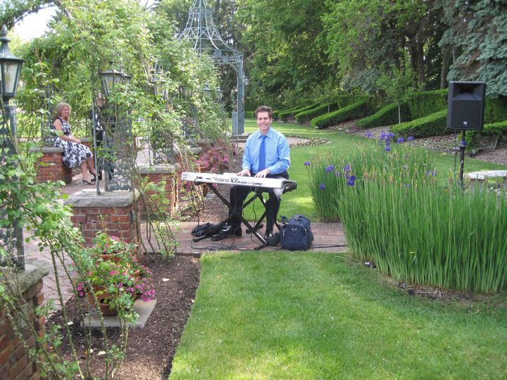 Tmx 1461012466291 Arnie Performing At An Outdoor Wedding Web Appropr Freehold wedding ceremonymusic