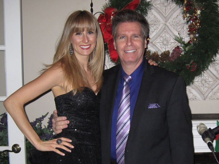 Tmx 1461013063612 Kristin  Arnie At A Holiday Party 12 2 2011 Freehold wedding ceremonymusic