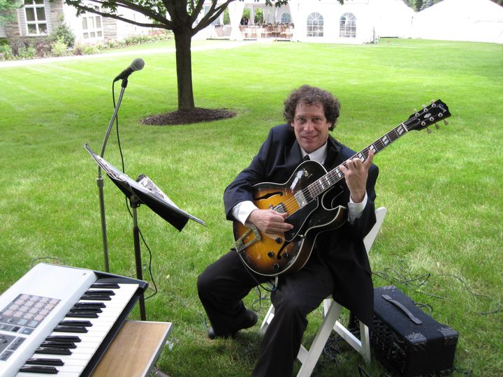 Tmx 1461013200312 Elliott Baker Performing For An Outdoor Wedding In Freehold wedding ceremonymusic