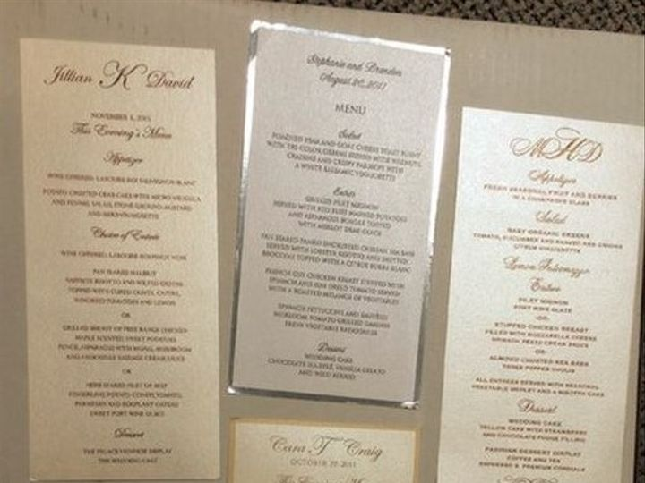 Tmx 1440102064107 Lori Mausner 1 Holmdel wedding invitation