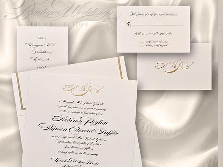 Tmx 1440361939109 3c7b03dc1de351624241ba81cfd60d0f19e801.jpgsrzp1051 Holmdel, NJ wedding invitation