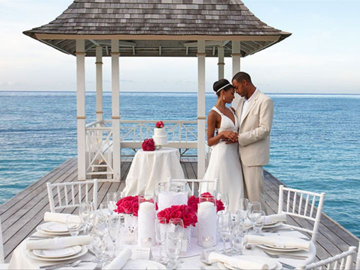 Tmx 1434816001080 Sandals Wedding Couple Fairport, NY wedding travel