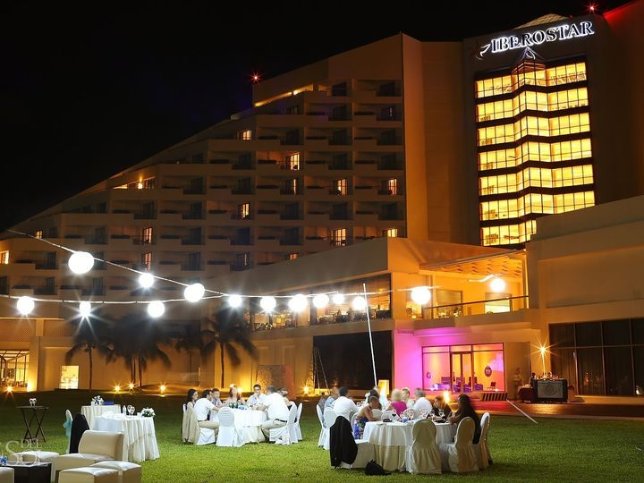 Tmx 1434816243368 Destination Wedding Iberostar Cancunha0118 Fairport, NY wedding travel