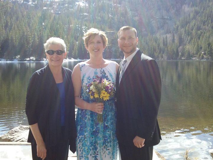 Tmx 1509480802367 Bear Lake Westminster, CO wedding officiant