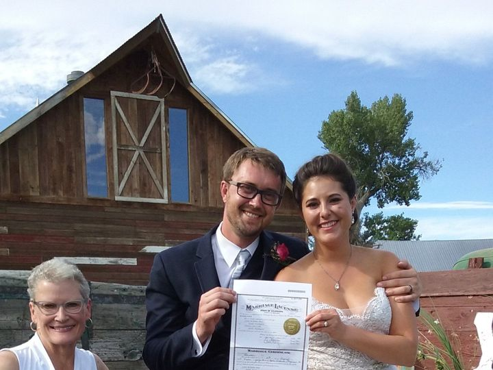 Tmx 1509481217031 Carter  Brianna Westminster, CO wedding officiant