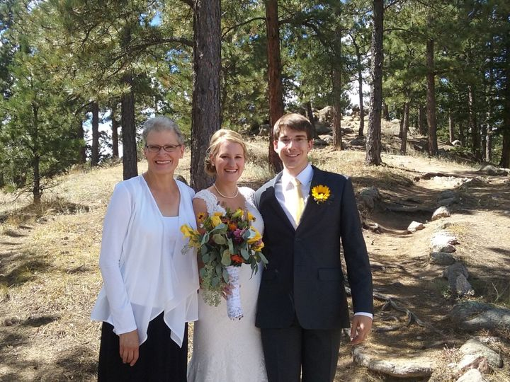 Tmx 1509481294814 Flagstaff Mountain.2 Westminster, CO wedding officiant