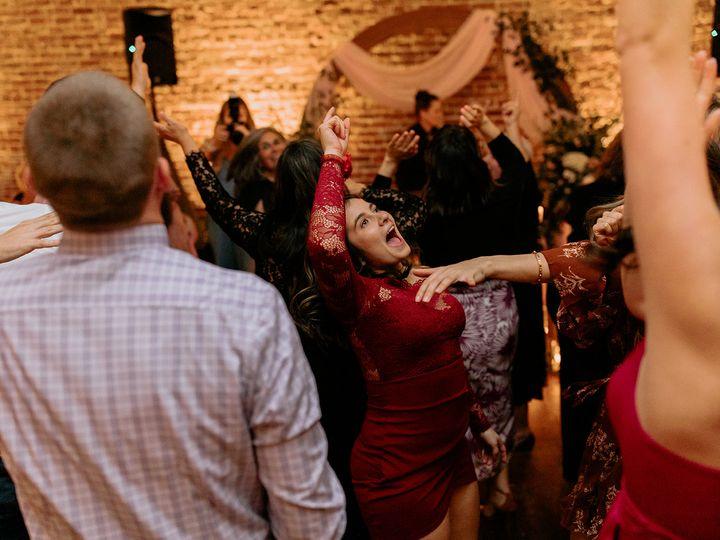 Tmx 20 01 31 Shane Mckinney And Megan Cutsinger Wedding Carmen Lopez Photography Krammer Roush Sugar Plum And Company Franciscan Gardens16 51 959378 161359593146151 Redondo Beach, CA wedding dj