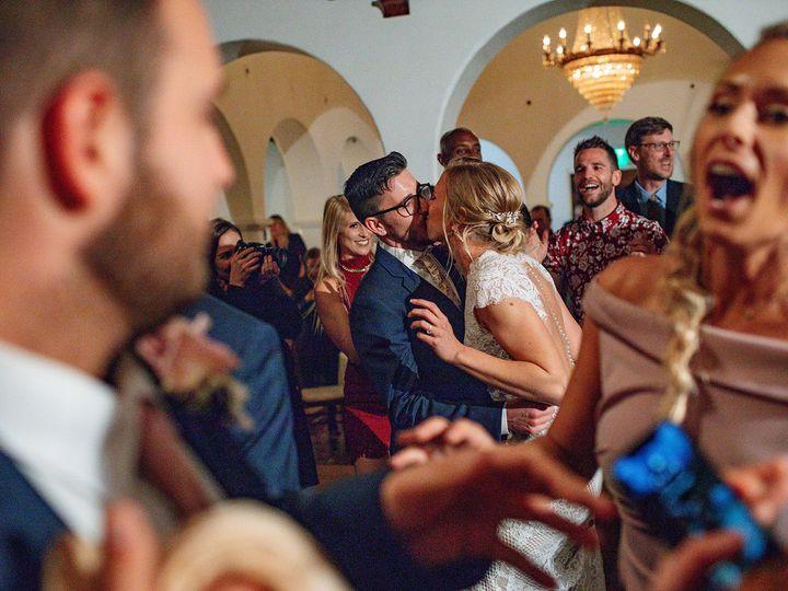 Tmx 20 03 08 Bryan Forbes And Shannon Hybl Jackrodriguezphoto Iva Lees And Miya Carew Casa Romantica20 51 959378 162632386624464 Redondo Beach, CA wedding dj