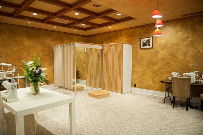Alteration room