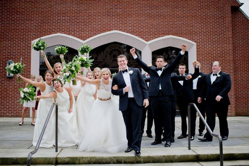 Bridal Party. Hayley Paige