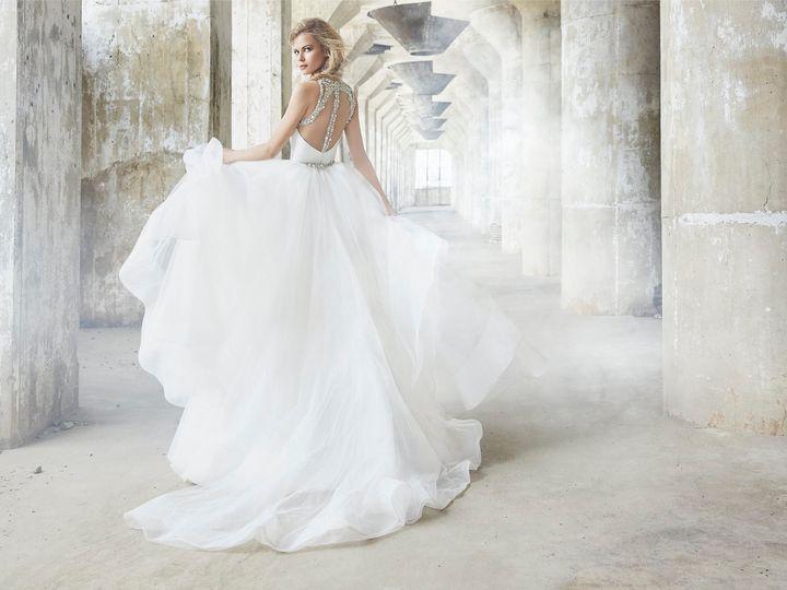 Tmx Hayley Paige Bridal Fall 2017 Style 6750 Sloane 14 51 450478 157375866418497 Lake Oswego, OR wedding dress