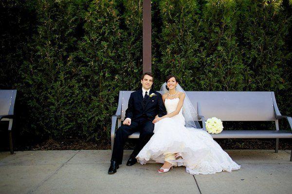 Tmx 1334334292330 2GalleriaMarchettiWeddingSweetchicEventsSteveKooPhotographyFirstLook Chicago wedding planner
