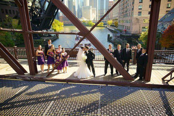 Tmx 1334334316543 4GalleriaMarchettiWeddingSweetchicEventsSteveKooPhotographyKinzieStreetBridge Chicago wedding planner