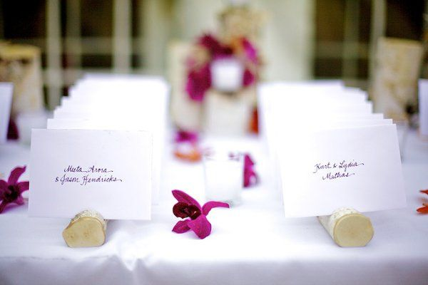 Tmx 1334334409798 9GalleriaMarchettiWeddingSweetchicEventsSteveKooPhotographyEscortCards Chicago wedding planner