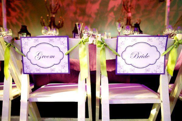 Tmx 1334334479923 14GalleriaMarchettiWeddingSweetchicEventsSteveKooPhotographyBrideandGroomChairs Chicago wedding planner