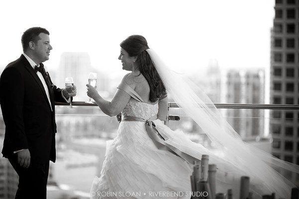 Tmx 1334589108582 4TrumpTowersWeddingSweetchicEventsJenandAaronRobinSloanRiverbendStudio Chicago wedding planner