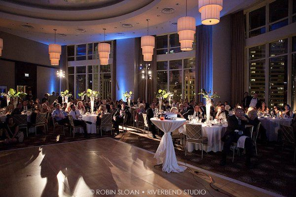 Tmx 1334589137373 13TrumpTowersWeddingSweetchicEventsJenandAaronRobinSloanRiverbendStudio Chicago wedding planner