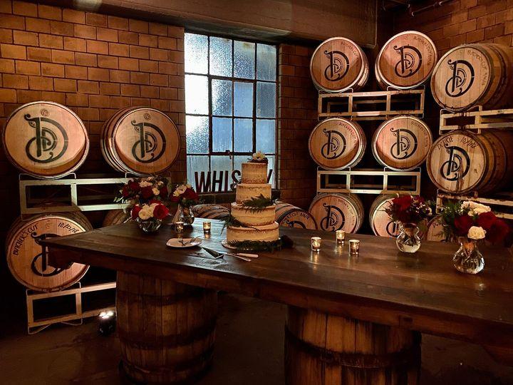 Uplighting - Whiskey Factory