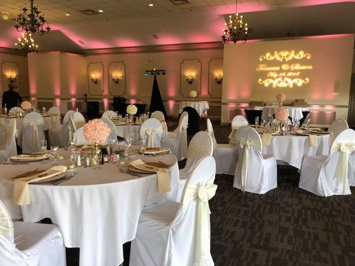 Tmx Pink Wedding Light Rental Up Lighting For Rent In Detroit Mi 51 360478 157831946336993 Garden City, MI wedding dj