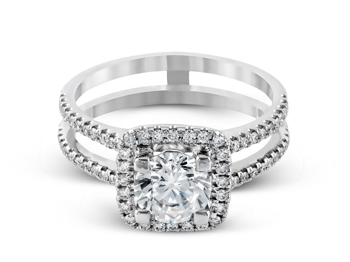 Tmx 1420216258907 Tr128semif Libertyville, Illinois wedding jewelry