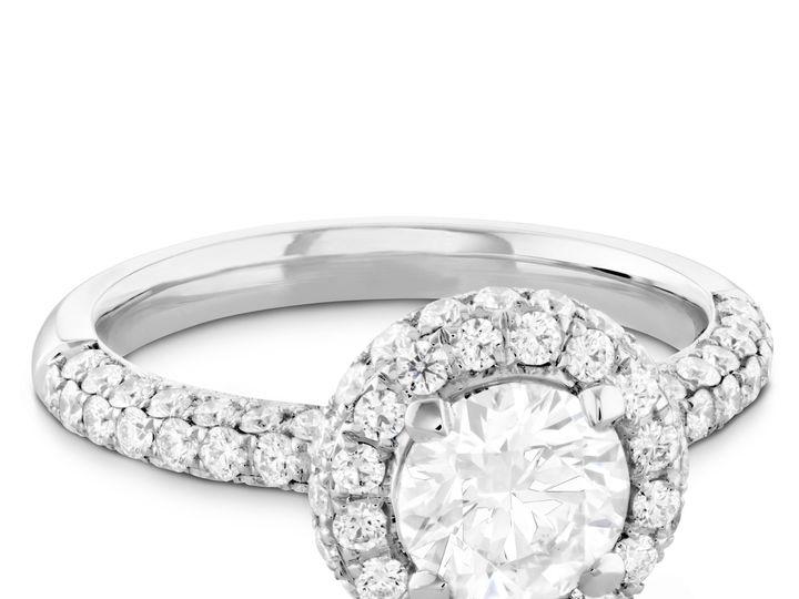 Tmx 1500315707269 Euphoria Pave Hof Halo Der A 1 Libertyville, Illinois wedding jewelry