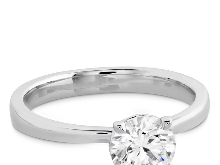Tmx 1500315748305 Hof Signature Solitaire A 1 Libertyville, Illinois wedding jewelry