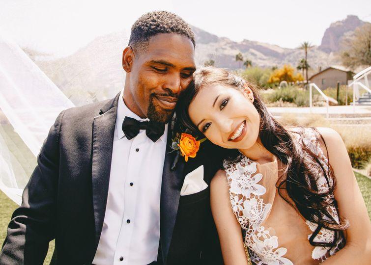 Mountain Shadows - Wedding