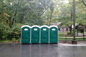 Co-Man Portable Toilets