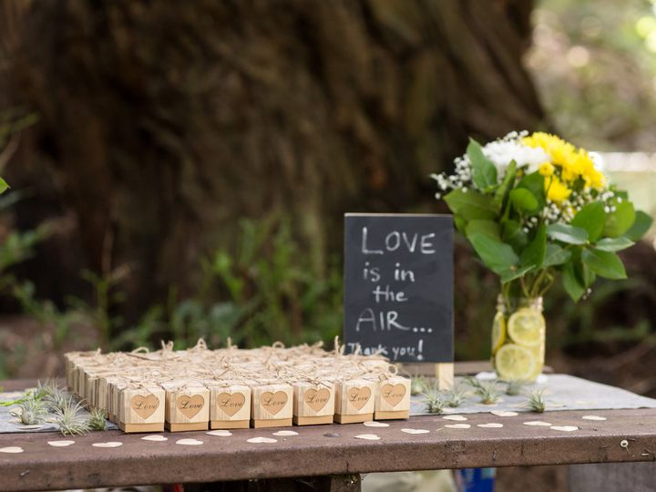 Tmx 1506780669794 Loveisintheair San Rafael, CA wedding florist
