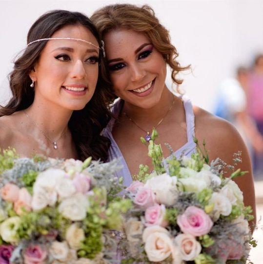 Bridesmaid cancun