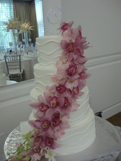 Wedding caek