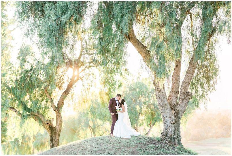 a beautiful san diego wedding at steele canyon gol